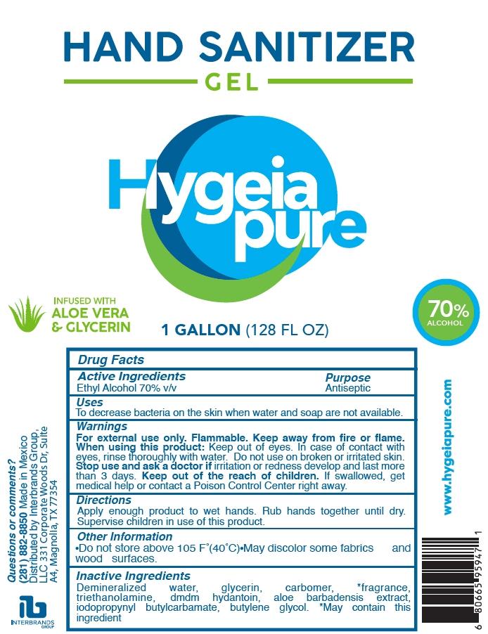 PRINCIPAL DISPLAY PANEL - 1 GALLON Bottle Label