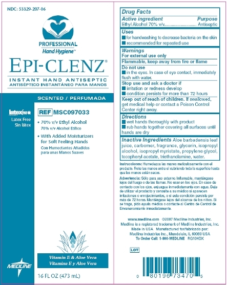Epi-Clenz Instant Hand Antiseptic Scented