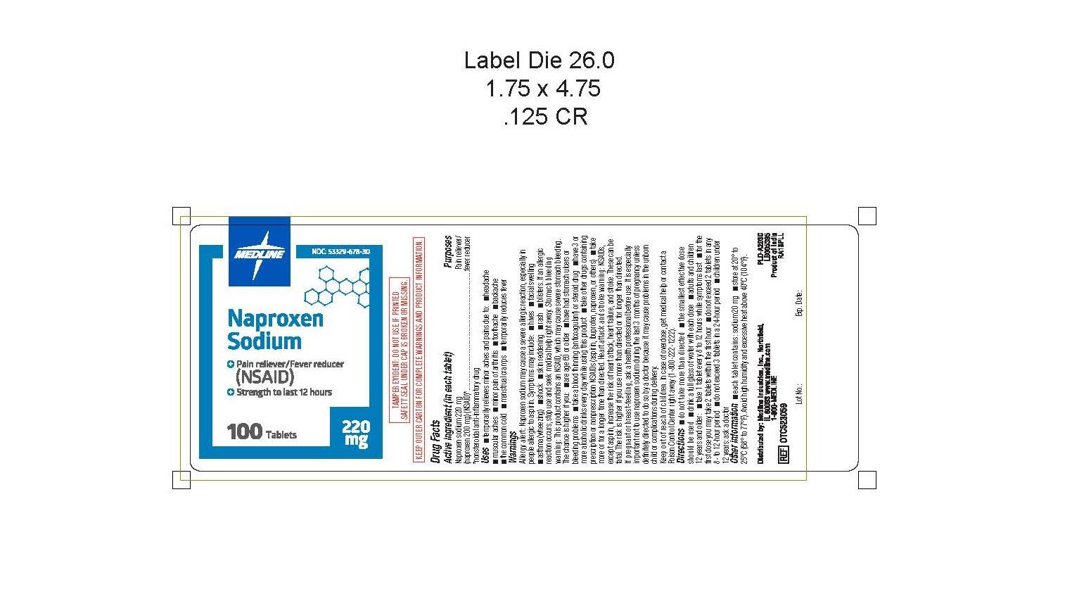 Immediate product label