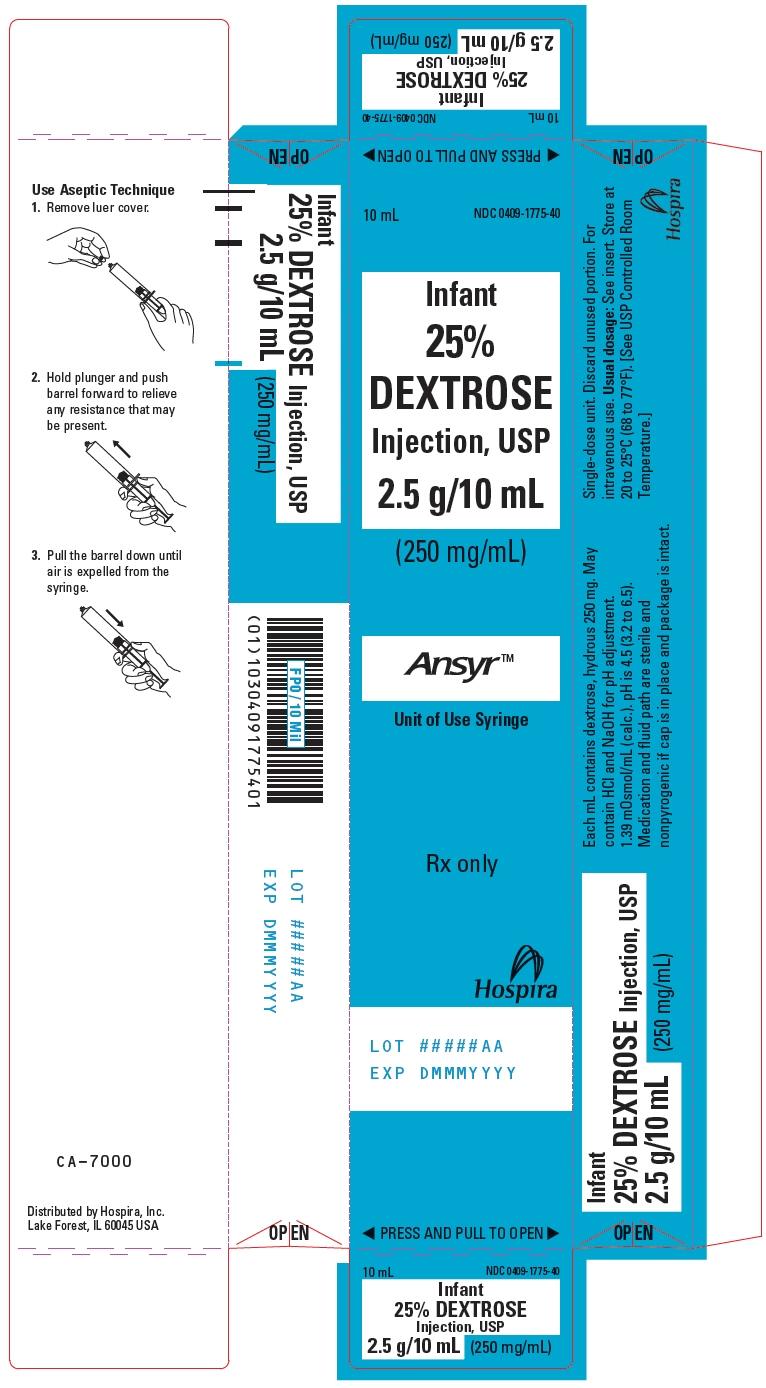 PRINICIPAL DISPLAY PANEL - 10 mL Syringe Carton