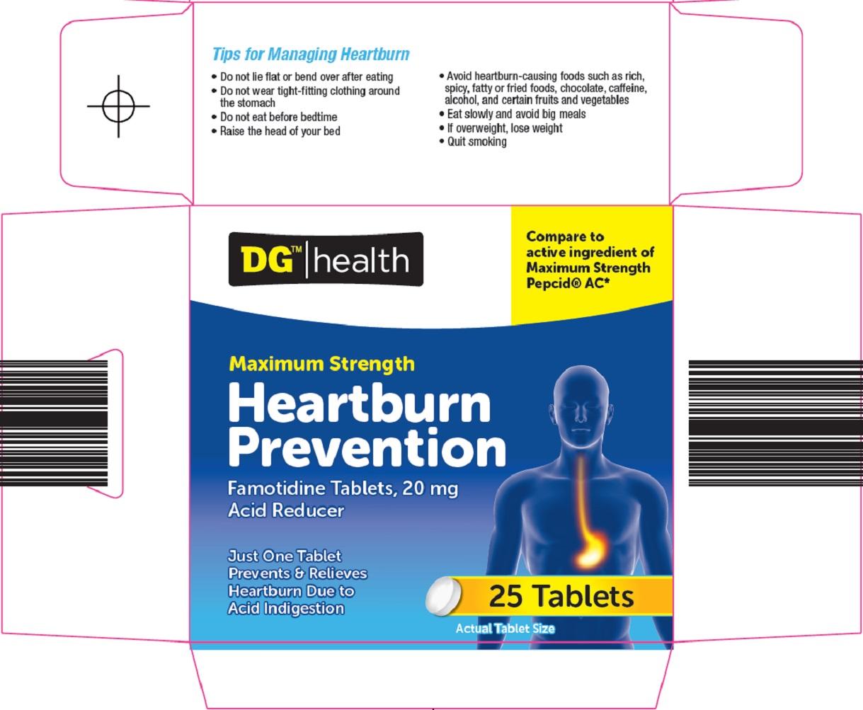 DG Health Heartburn Prevention Image 1