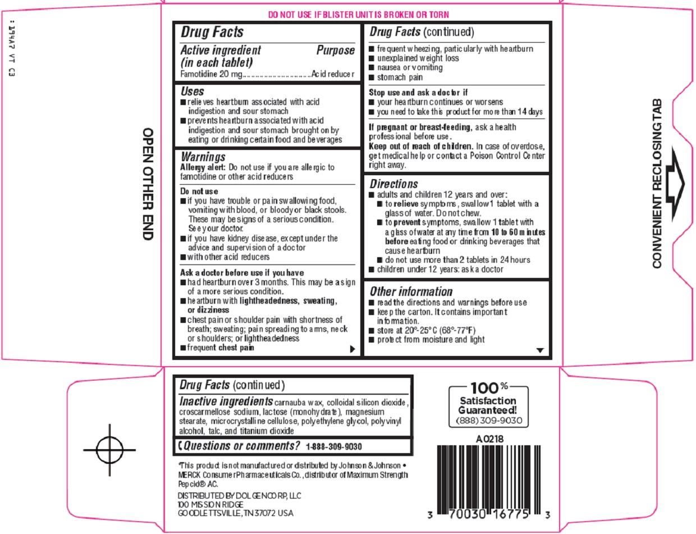 DG Health Heartburn Prevention Image 2