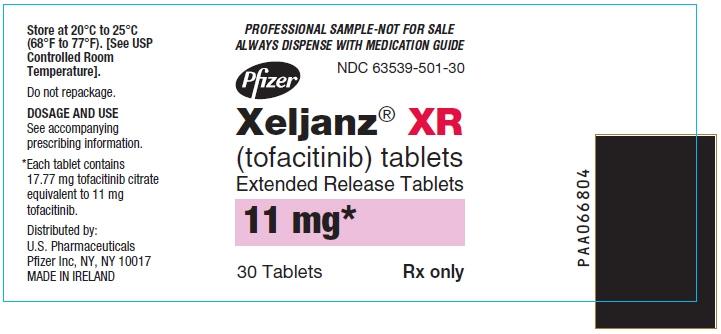 PRINCIPAL DISPLAY PANEL - 11 mg Tablet Bottle Label