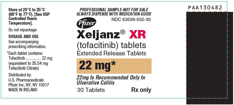 PRINCIPAL DISPLAY PANEL - 22 mg Tablet Bottle Label