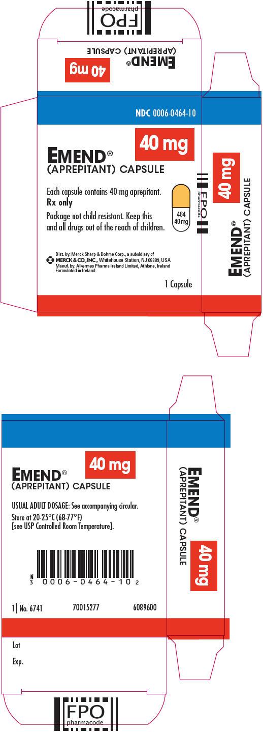 PRINCIPAL DISPLAY PANEL - 40 mg Capsule Carton