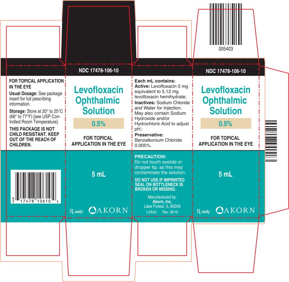 Principal Display Panel – 5mL Carton Label