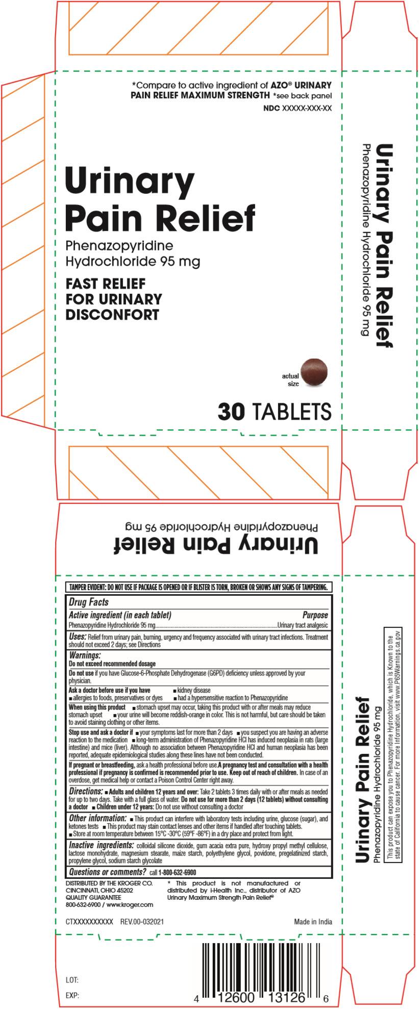 PRINCIPAL DISPLAY PANEL - 95 mg Tablet Blister Pack Carton