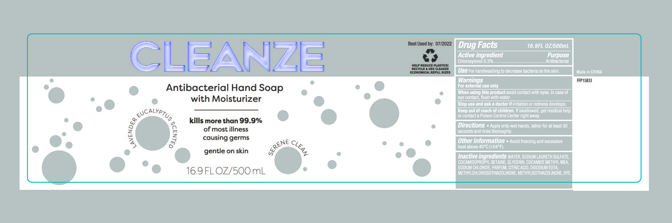 image of Hand Sanitizer 5