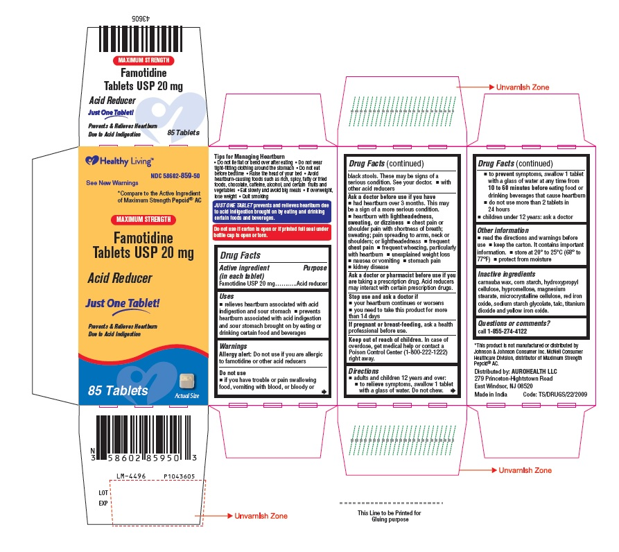 PACKAGE LABEL-PRINCIPAL DISPLAY PANEL -20 mg (200 Tablets, Container Carton Label)