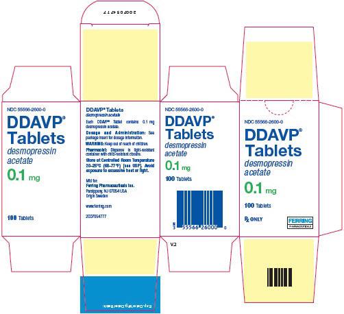PRINCIPAL DISPLAY PANEL - 0.1 mg Tablet Bottle Carton