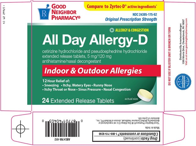 All Day Allergy-D Carton Image 1