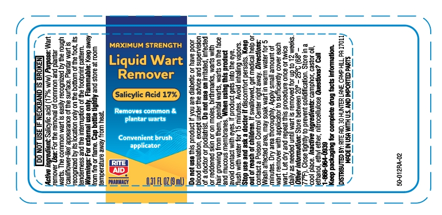 liquid wart remover