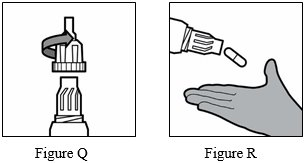 Instructions for Use Figures Q and R