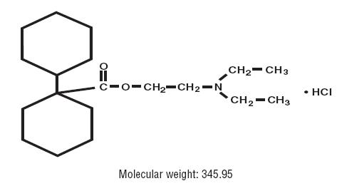 dicyclomine-hcl-molec-struc