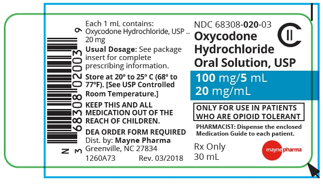 PRINCIPAL DISPLAY PANEL - 30 mL Bottle Label