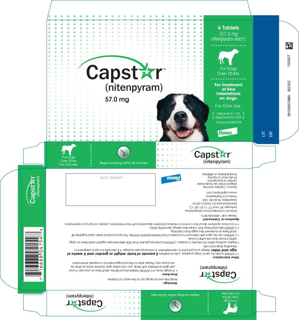 Principal Display Panel - 57 mg Carton Label
