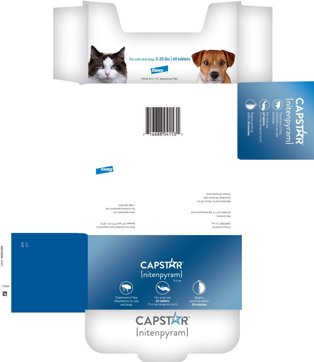 Principal Display Panel - 11.4 mg Cat and Dog Box Label