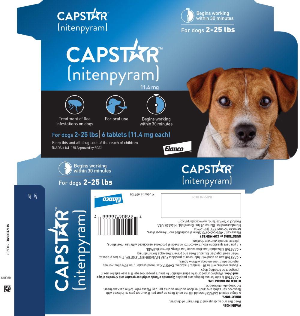 Principal Display Panel - 11.4 mg Dog Carton Label