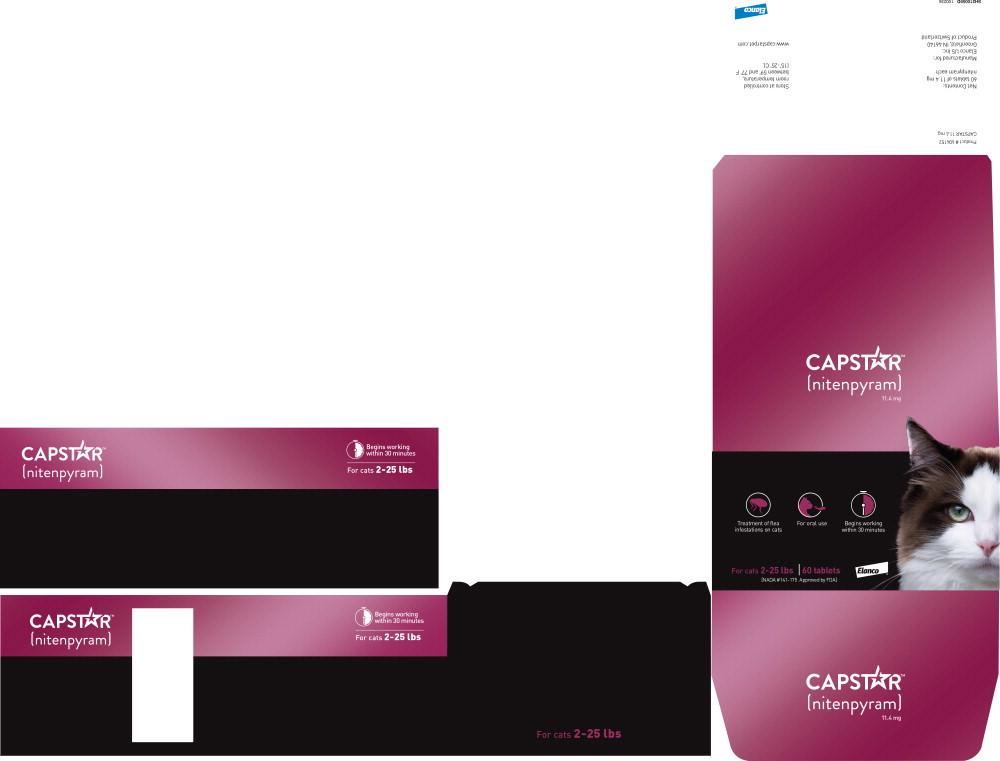 Principal Display Panel - 11.4 mg Cat Box Label