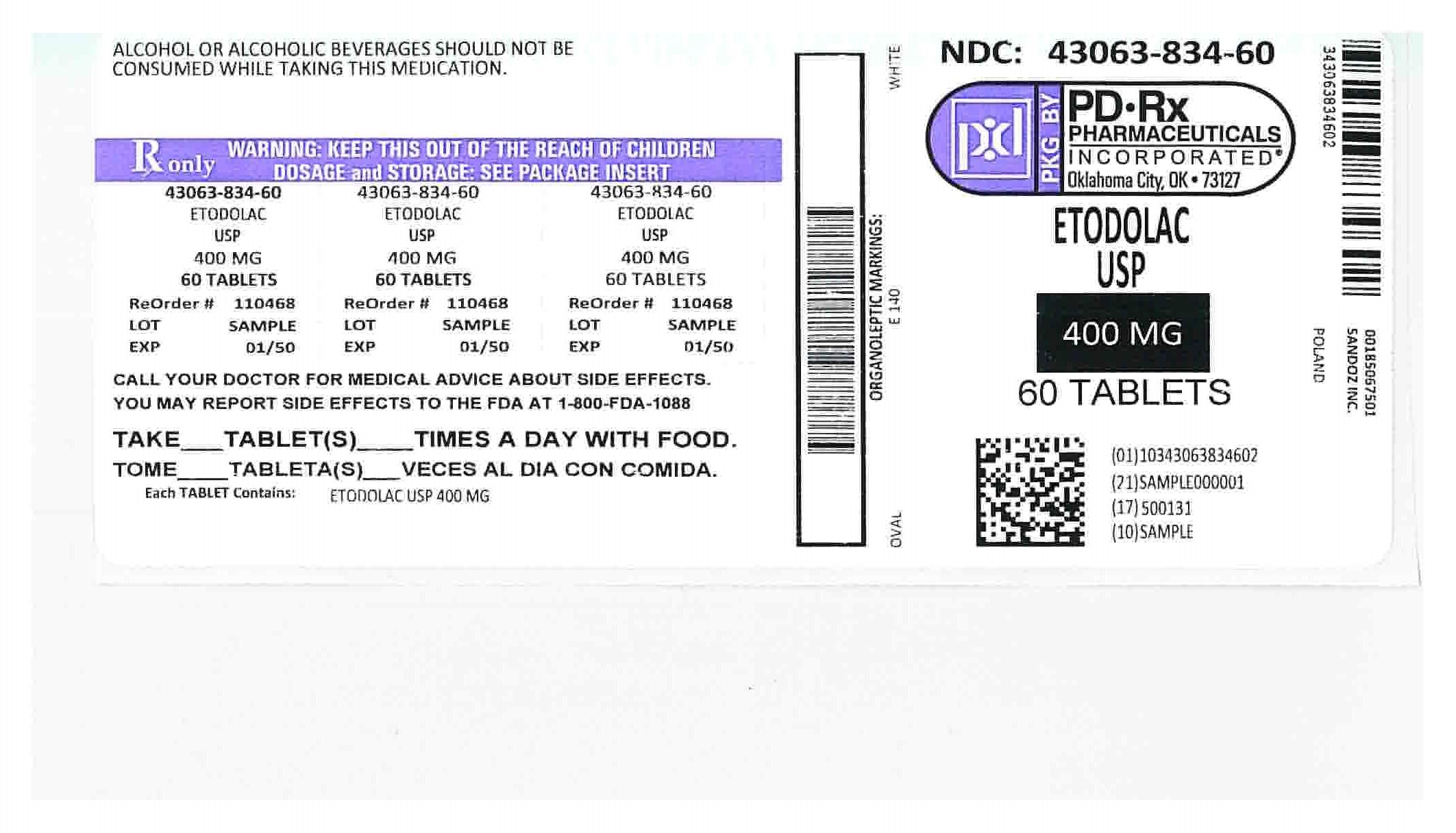 43063834 Label