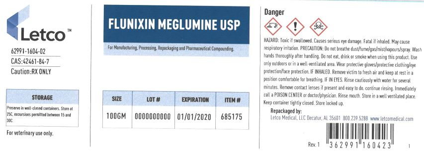 Flunixin Meglumine USP