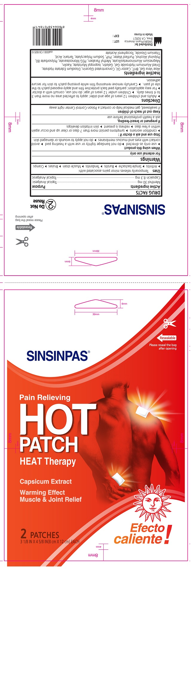 hot patch