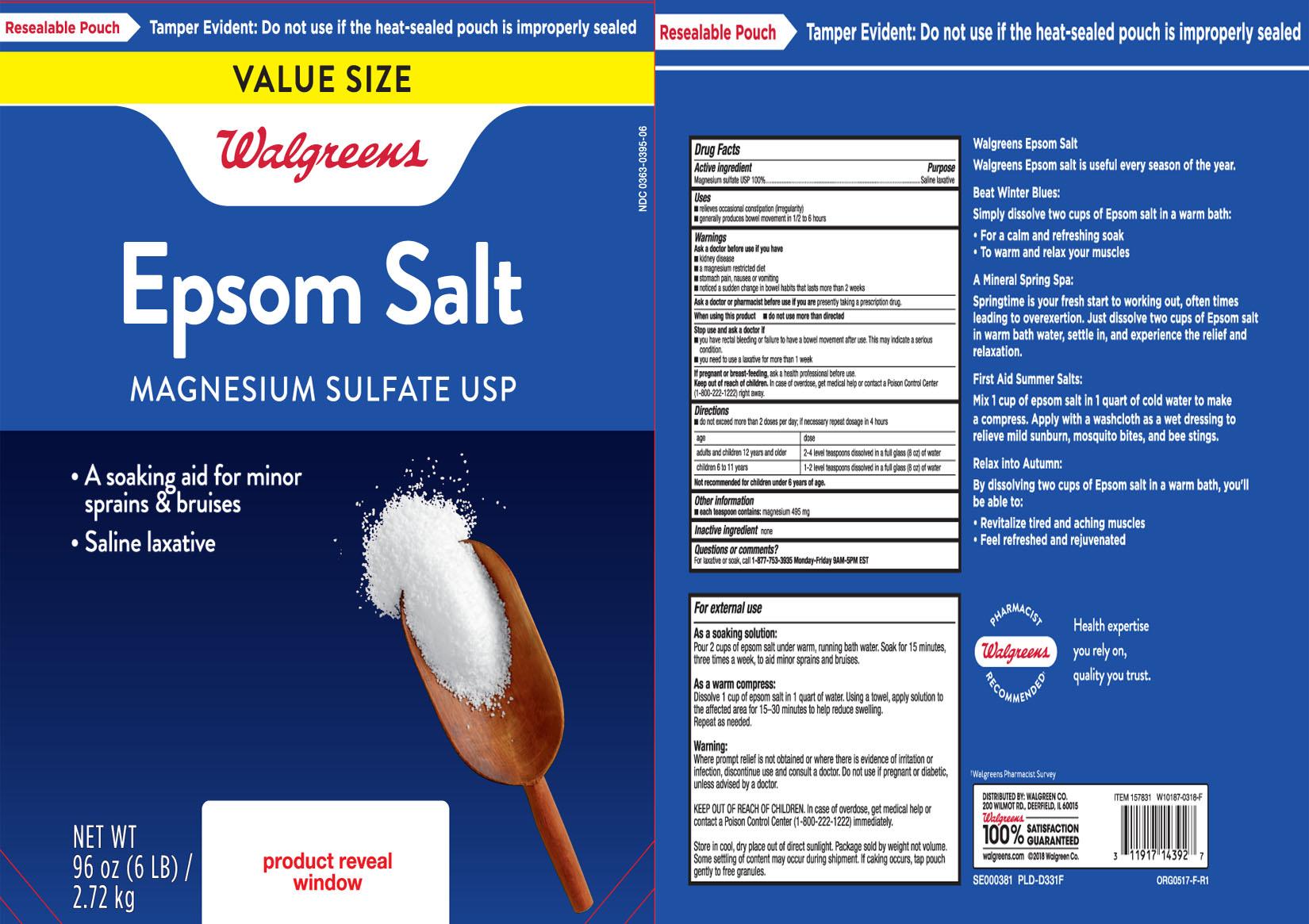 Magnesium Sulfate USP 100%
