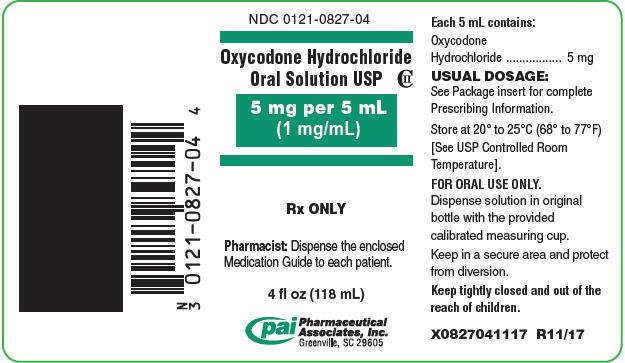 PRINCIPAL DISPLAY PANEL - 118 mL Bottle Label