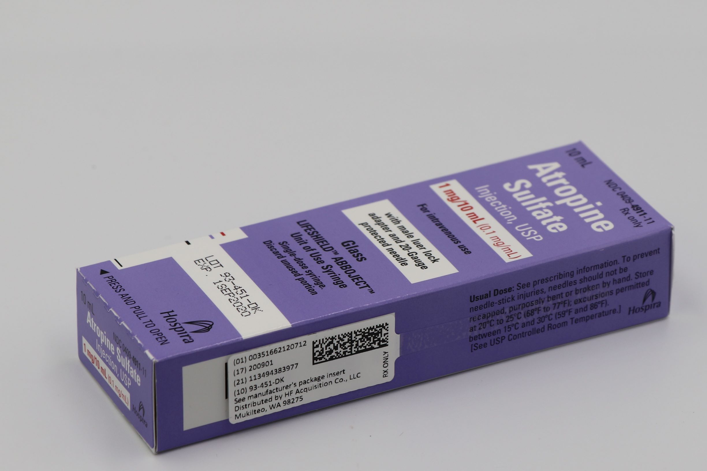 Serialized Label