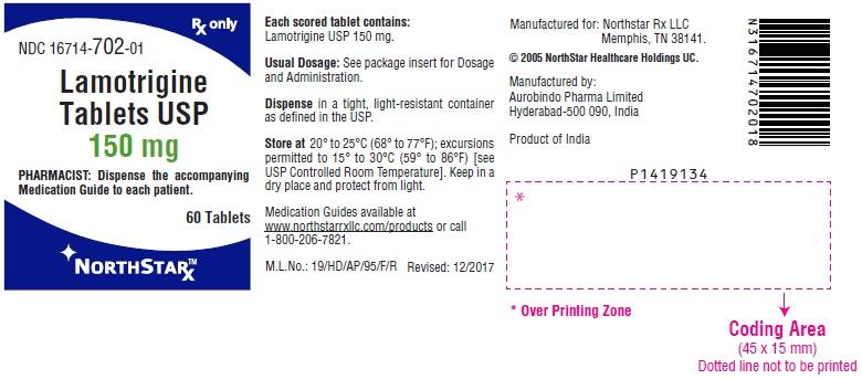 PACKAGE LABEL-PRINCIPAL DISPLAY PANEL - 150 mg (60 Tablet Bottle)
