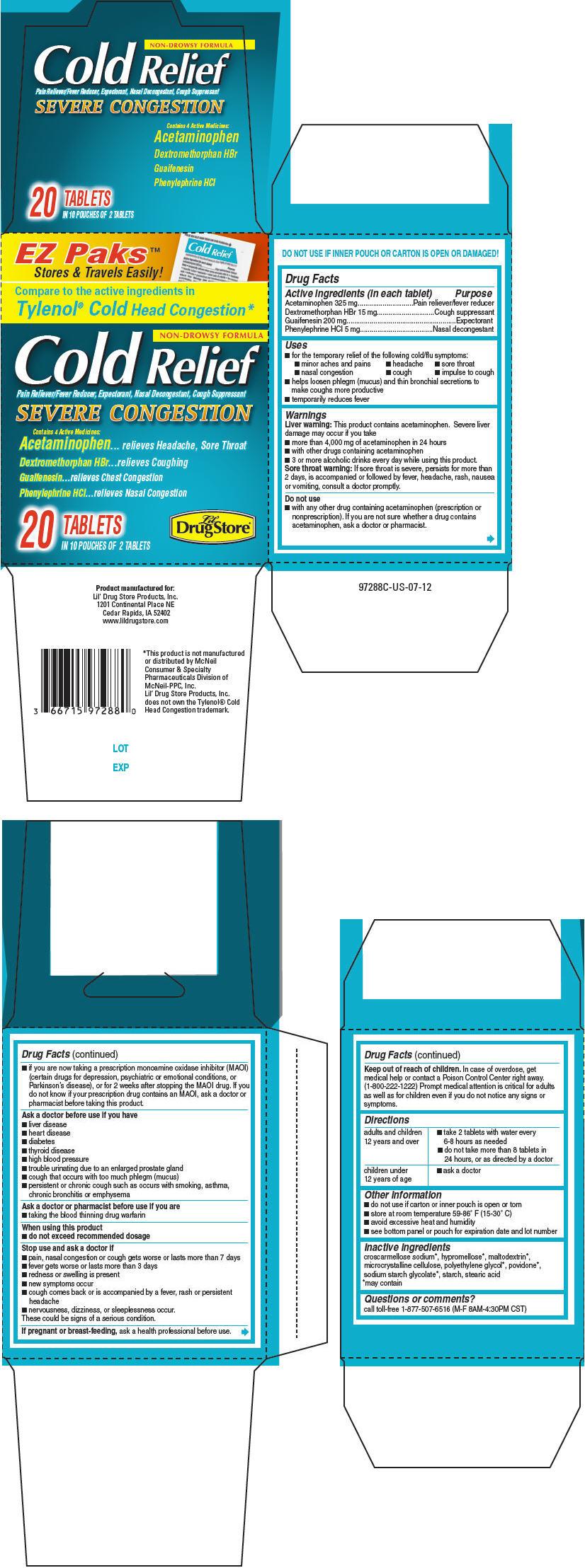 Principal Display Panel - 20 Tablet Carton - 9828