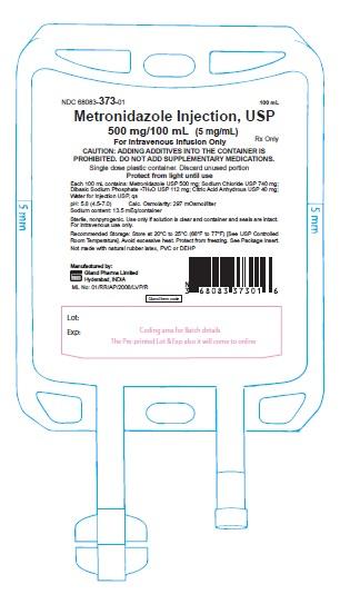 metronidazole-spl-bag-label