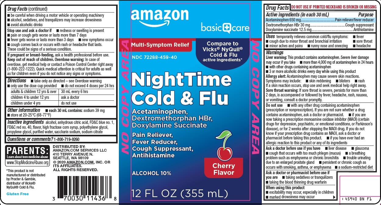 bighttime cold and flu image
