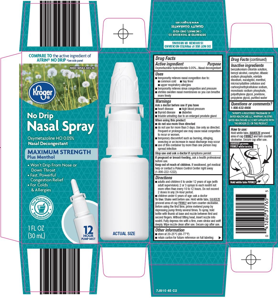 Nasal Spray Carton