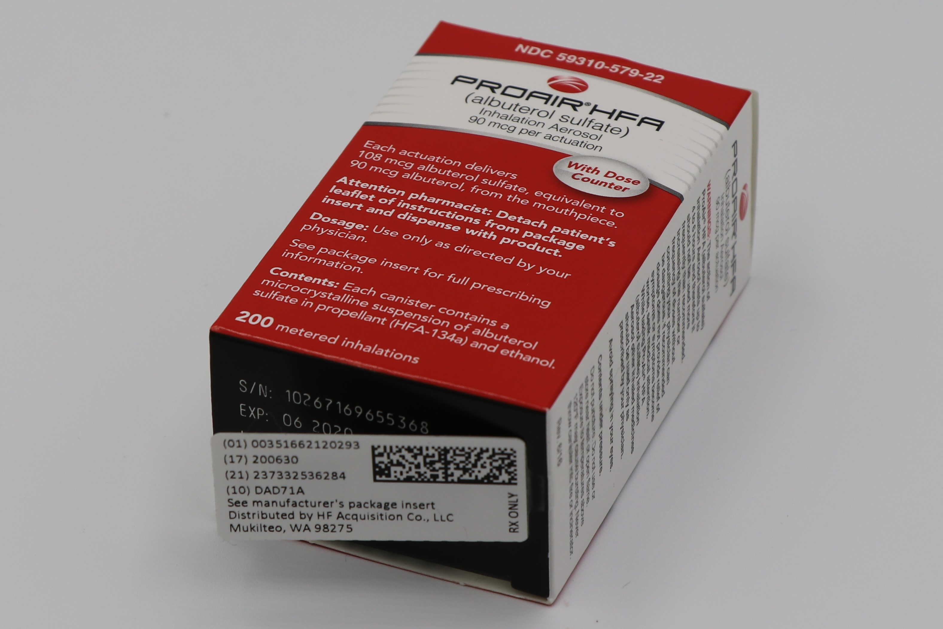 51662-1202-9 SERIALIZED LABELING
