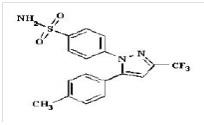 celecoxib-spl-structure