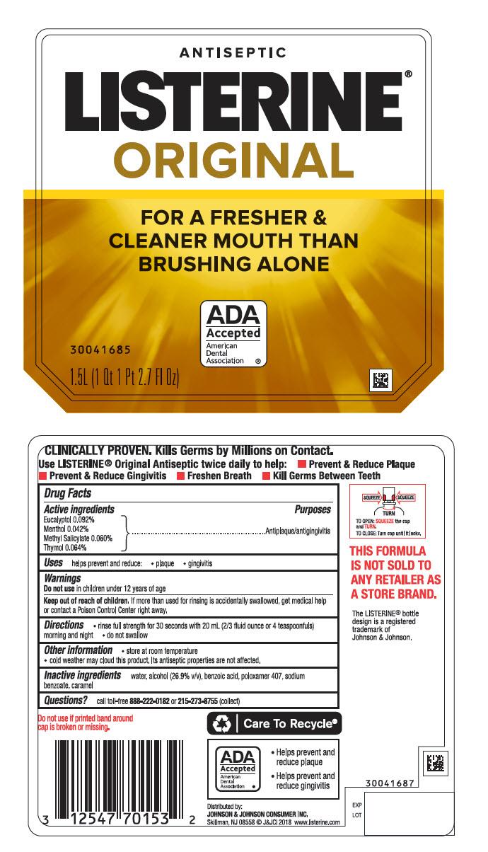 PRINCIPAL DISPLAY PANEL - 1.5 L Bottle Label