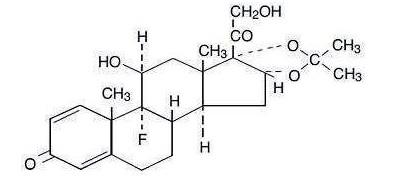 triamcinolone_structural-formula