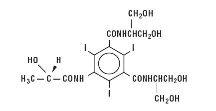 Isovue structure