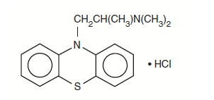 chemical structure prometh-plain-os-1