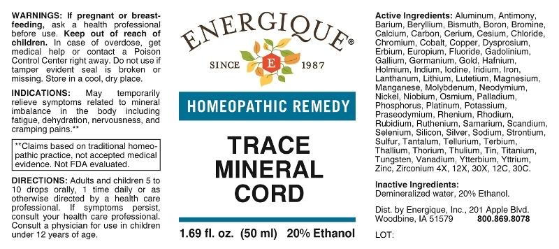 Trace Mineral Cord