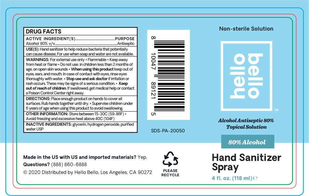 Principal Display Panel – 118 mL Bottle Label