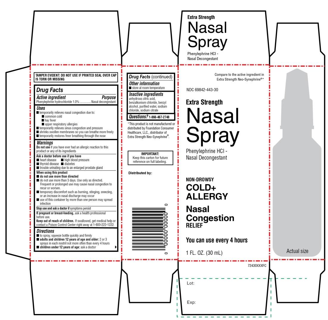 CVS Extra Strength Nasal Spray