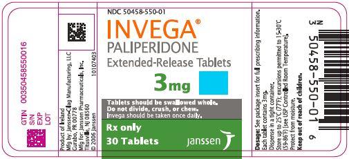 PRINCIPAL DISPLAY PANEL - 3 mg Tablet Bottle Label