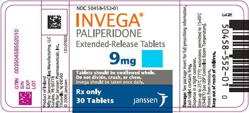 PRINCIPAL DISPLAY PANEL - 9 mg Tablet Bottle Label