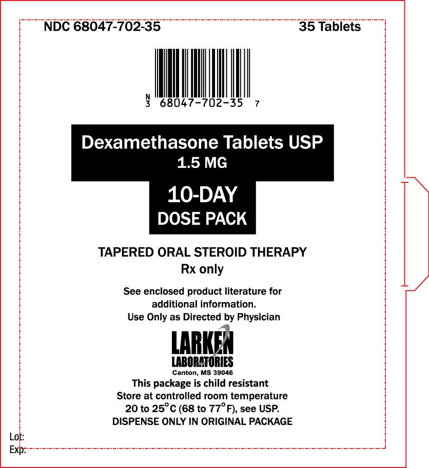 10-Day Dose Pack label