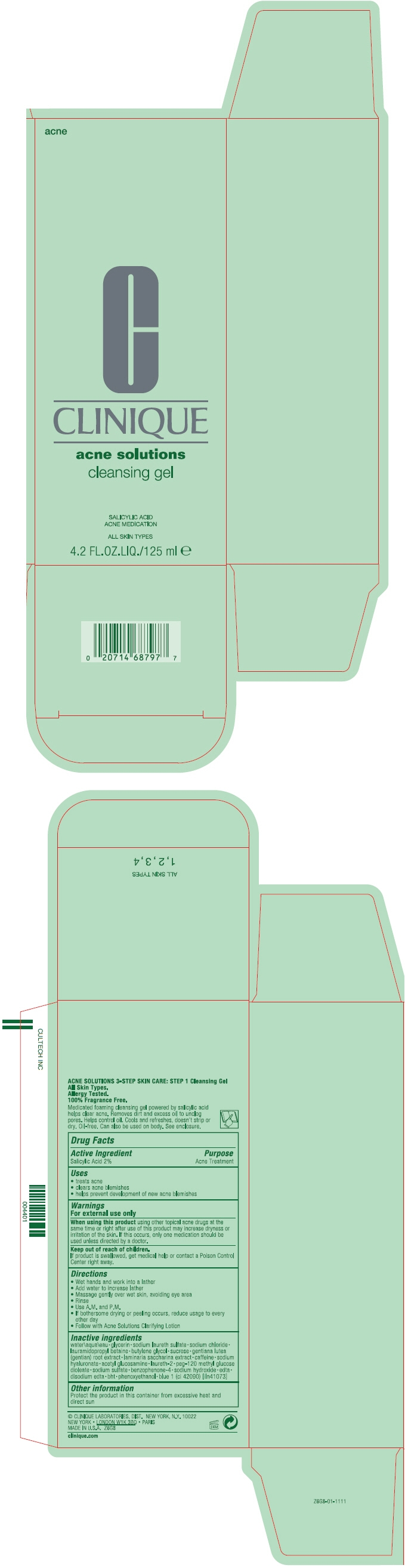 PRINCIPAL DISPLAY PANEL - 125 mL Tube Carton