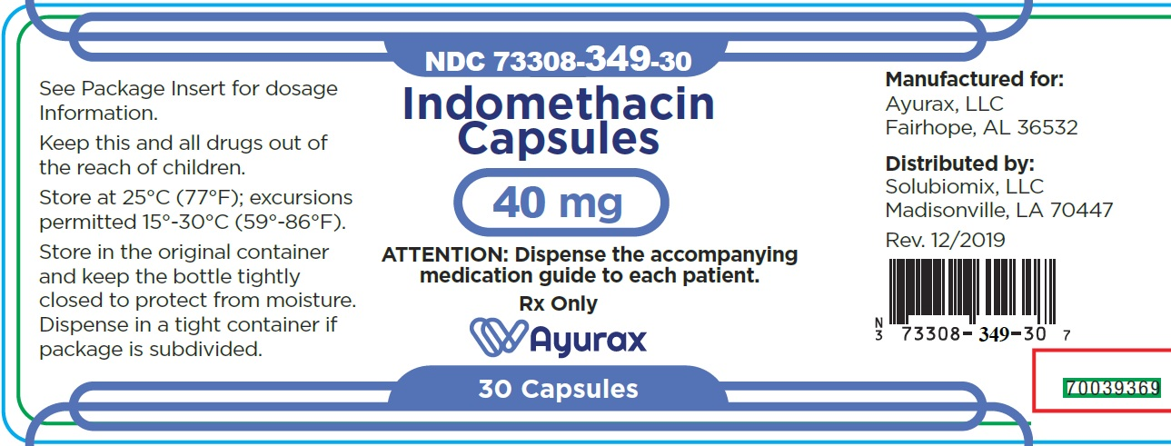 40 mg 90-count Bottle Label