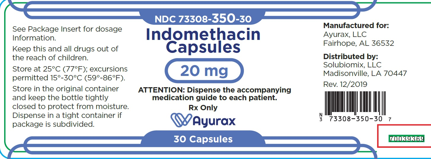 20 mg 90-count Bottle Label