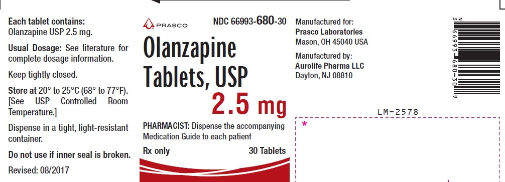 olanzapine2.5mg30ct